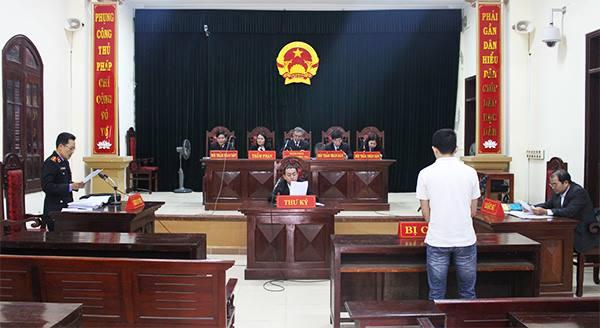 Chứng cứ vụ án sẽ được công bố tại phiên tòa bằng hình ảnh