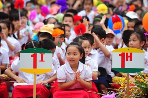 tuyển sinh đầu cấp Hà Nội 2019