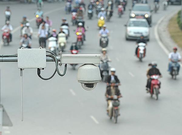 Sắp lắp camera để xử phạt vi phạm giao thông trên cả nước