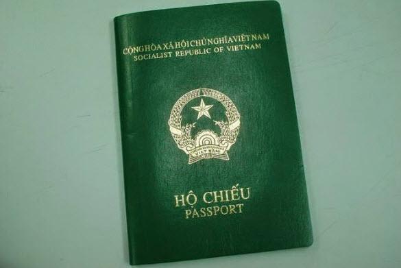 làm hộ chiếu online