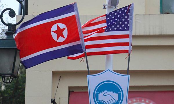 cuộc gặp thượng đỉnh Mỹ - Triều lần 2