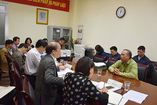 Hướng dẫn thời gian tiếp dân của người đứng đầu cấp ủy