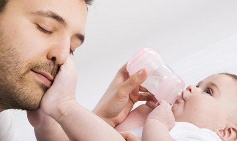 Chế độ thai sản cho chồng khi vợ sinh con