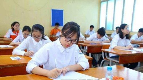 Hà Nội công bố môn thi thứ 4 vào lớp 10
