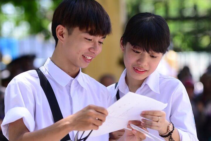 quy chế tuyển sinh đại học chính quy 2019