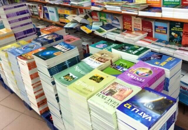 cải cách sách giáo khoa