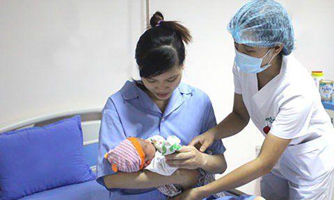 Quyền lợi bảo hiểm y tế khi sinh con