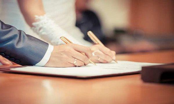 ủy quyền đăng ký kết hôn