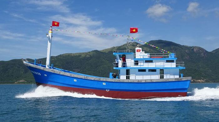 quản lý hoạt động tàu cá