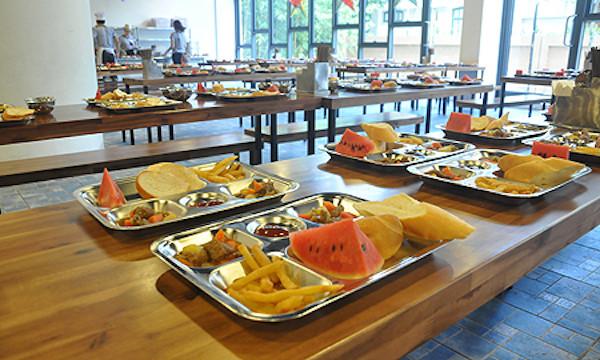 Kiểm soát chặt nguồn gốc thực phẩm trong trường học