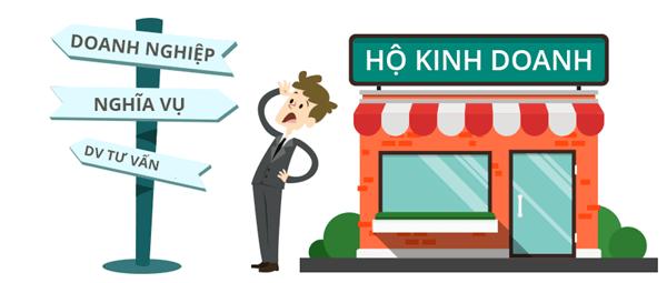 chuyển đổi hộ kinh doanh thành doanh nghiệp