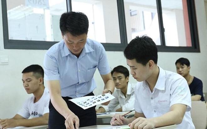 đăng ký dự thi THPT Quốc gia tại Hà Nội