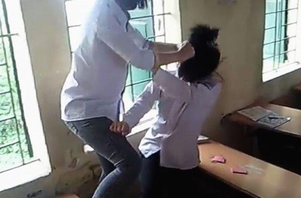 học sinh đánh nhau xử phạt thế nào