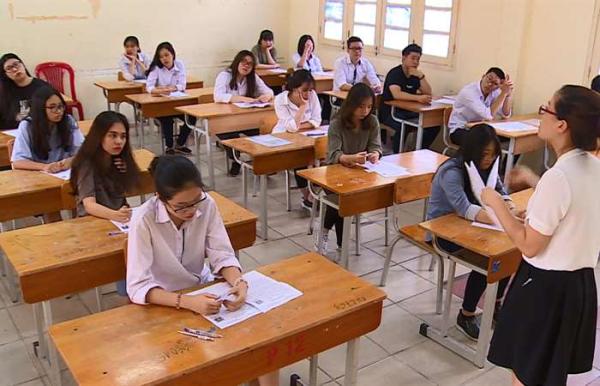 viết sai phiếu đăng ký dự thi THPT quốc gia 2019