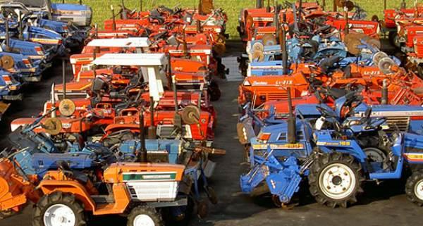 nhập khẩu máy nông nghiệp