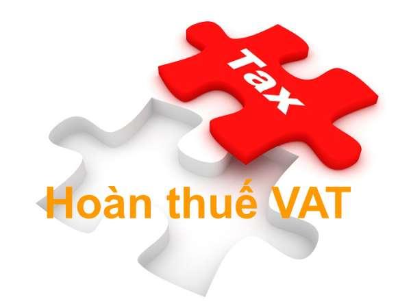 Hoàn thuế giá trị gia tăng