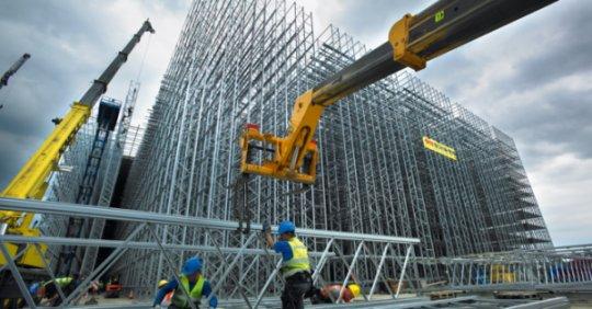 Tập trung tháo gỡ khó khăn ngành Xây dựng năm 2019