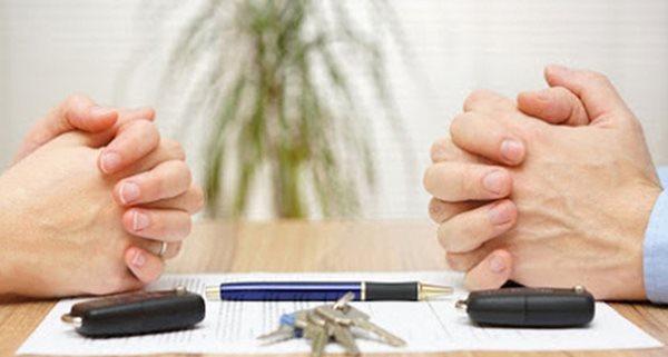 Văn bản thỏa thuận phân chia tài sản chung vợ chồng