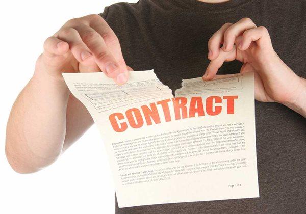 Khi nào được đơn phương chấm dứt hợp đồng thuê nhà