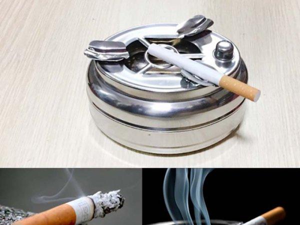 Doanh nghiệp không có gạt tàn