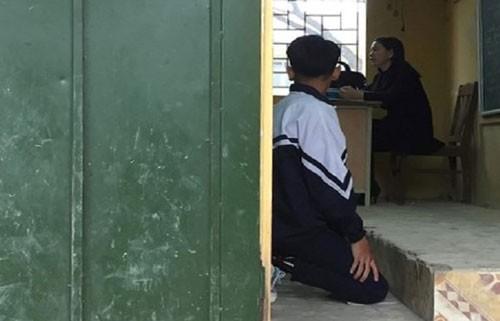 Giáo viên phạt học sinh như thế nào là đúng quy định?