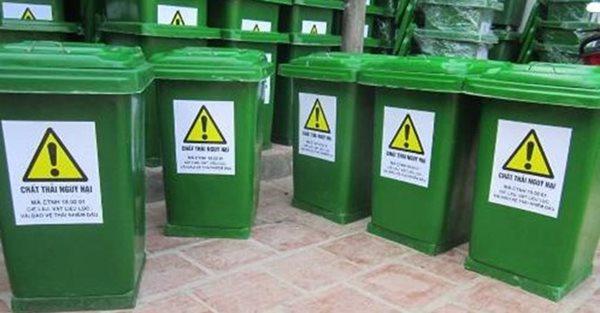giấy phép xử lý chất thải nguy hại
