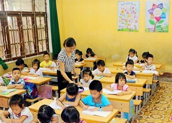 thời gian tập sự của giáo viên công lập