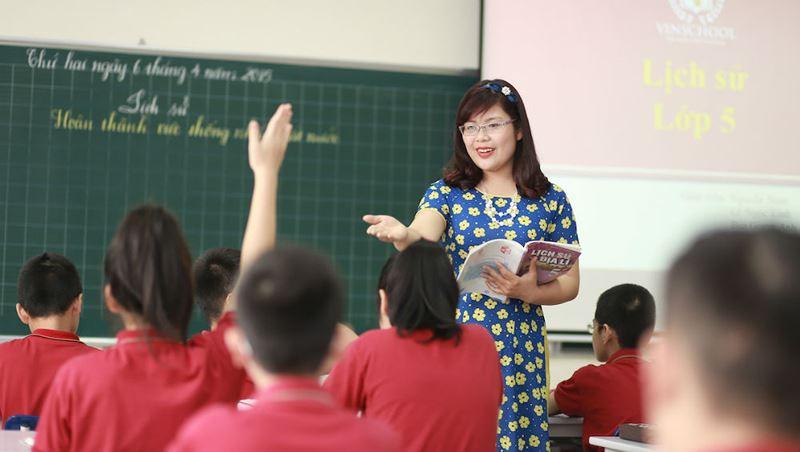 quyền lợi giáo viên trường tư