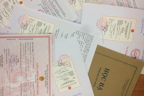 5 loại giấy tờ không được hợp pháp hóa lãnh sự