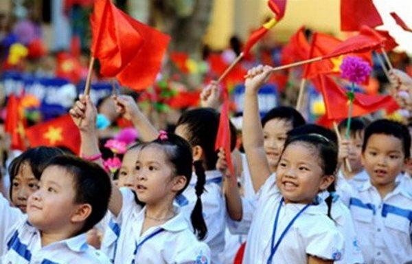 miễn phí giáo dục tiểu học