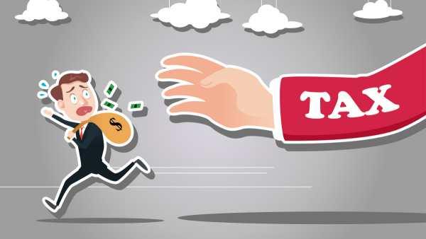 Mức phạt với hành vi trốn thuế