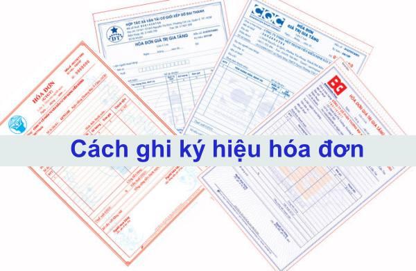 Hướng dẫn ghi thông tin bắt buộc trên hóa đơn