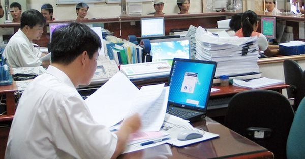 sửa hồ sơ công chức