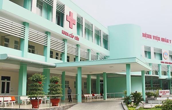 bệnh viện quân y phải có ít nhất 30 giường bệnh