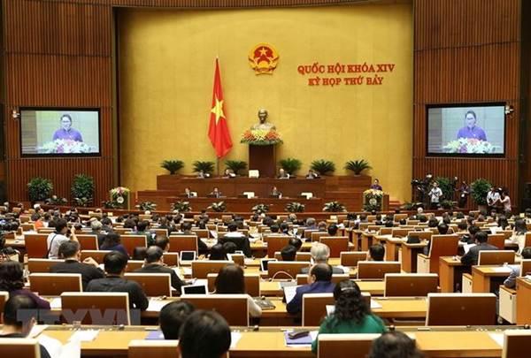 Quốc hội thông qua 07 luật