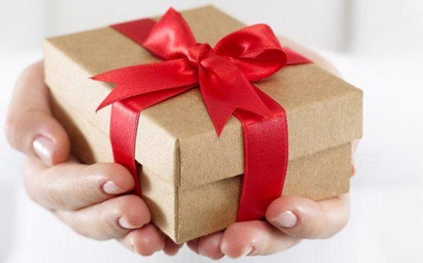 tặng quà vì mục đích từ thiện