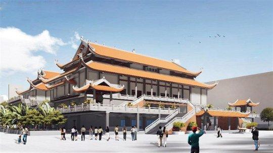 Bản sắc văn hóa dân tộc trong kiến trúc
