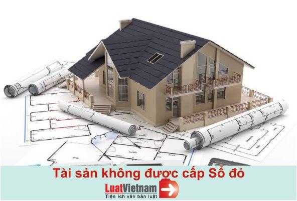 07 trường hợp tài sản gắn liền với đất không được cấp Sổ đỏ