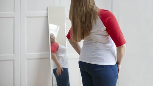 chê người khác béo