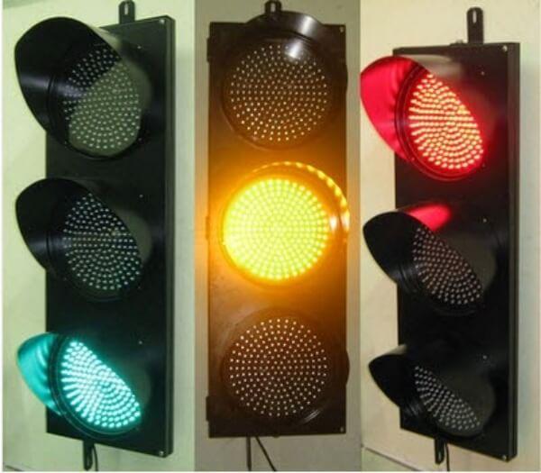 ý nghĩa của hệ thống đèn tín hiệu giao thông