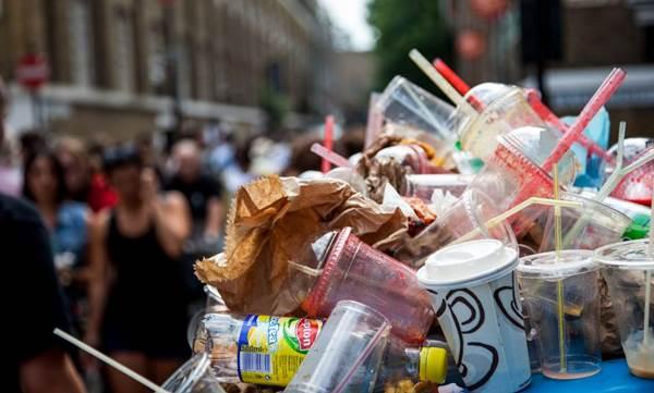 không dùng đồ nhựa dùng một lần