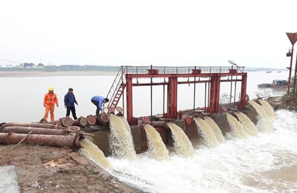 quy trình vận hành hồ chứa thủy lợi