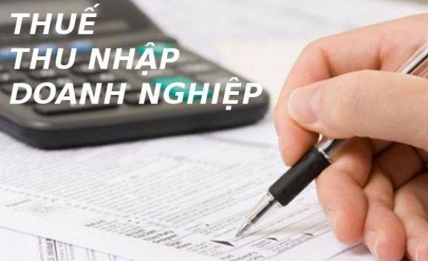 2 khoản được trừ khi tính thuế TNDN tại khu công nghiệp