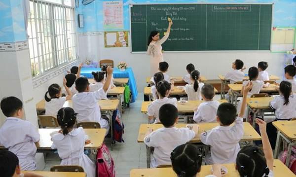 giáo viên đăng ký xét thăng hạng