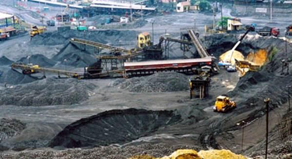 cấp quyền khai thác khoáng sản