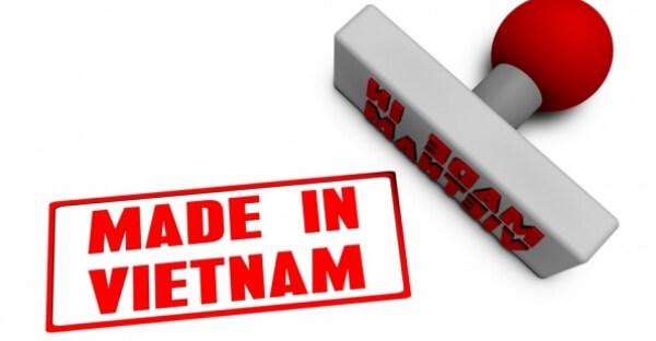 tiêu chí xác định hàng Made in Vietnam