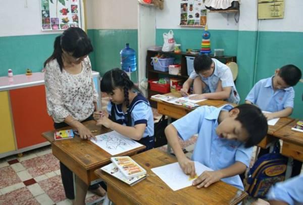 phụ cấp cho giáo viên dạy người khuyết tật