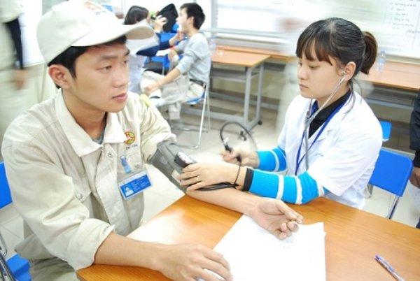 Hỗ trợ kinh phí khám bệnh nghề nghiệp cho người lao động