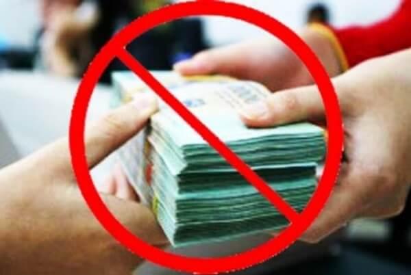 loại giao dịch doanh nghiệp không được sử dụng tiền mặt