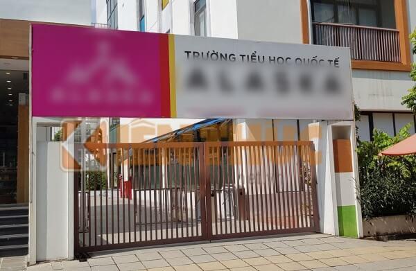trường học mạo danh quốc tế có bị phạt